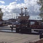 Alter Hafen in Oslo