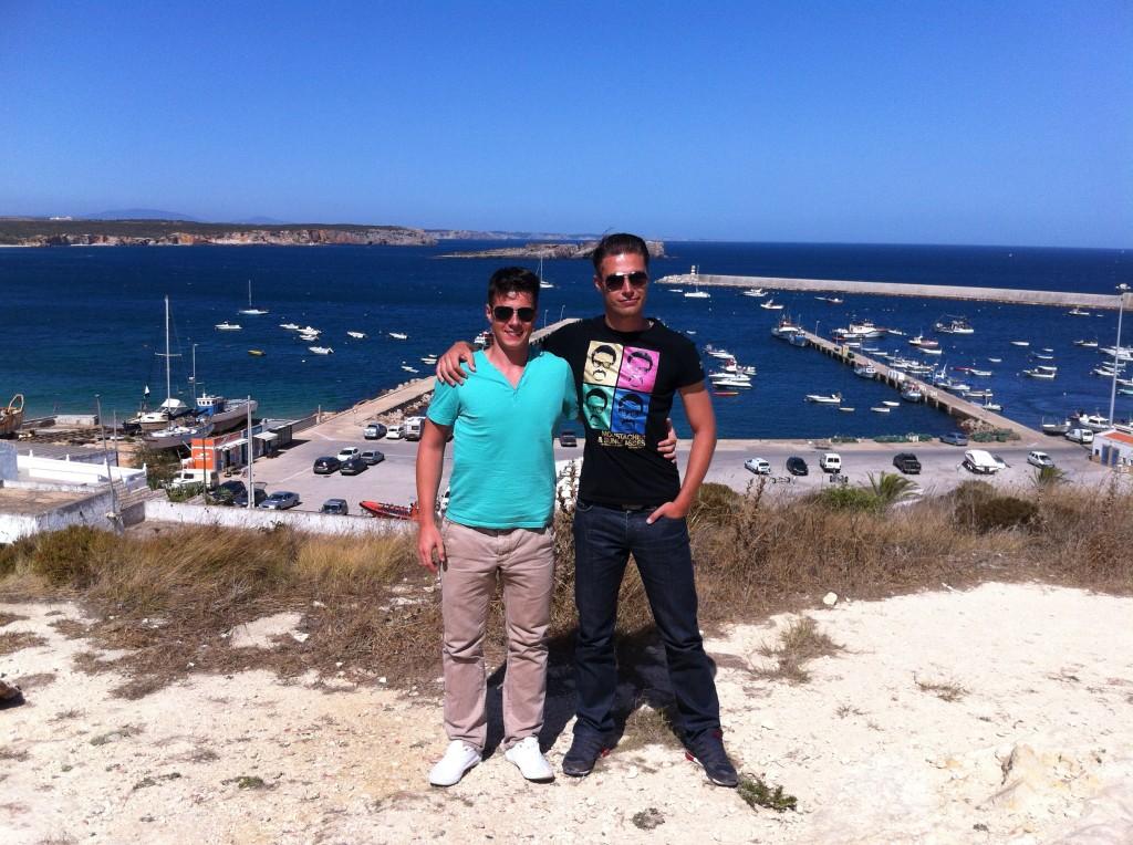 10 Tage Urlaub an der Algarve, Portugal